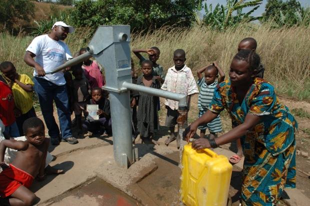 Water pump ACF by Julien Harneis